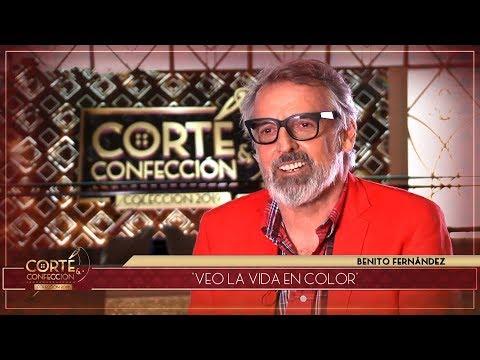 Corte y confección - Programa 06/03/19 - Desafío: Benito Fernández