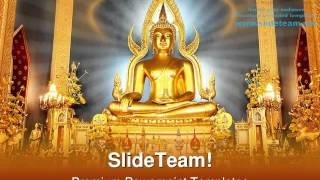 Buddha Religion PowerPoint Templates Themes And Backgrounds Graphic designs