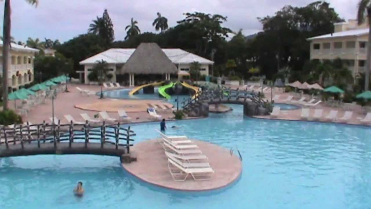 Hotel telamar youtube for Villas telamar