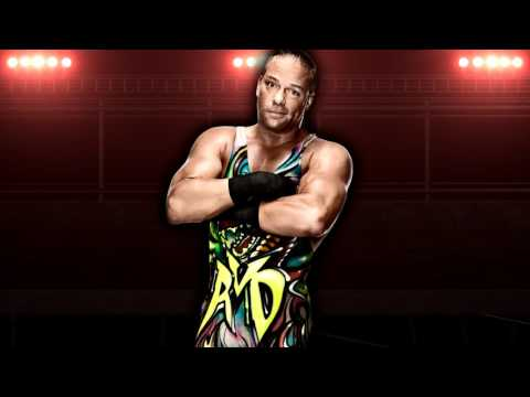 WWE RVD 1st Theme COVER