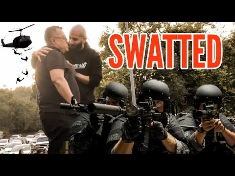 I Went to Fousey's Event... And It Got Swatted!!!