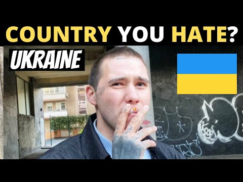 Which Country Do You HATE The Most? | UKRAINE