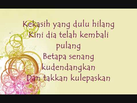 kangen band - kembali pulang with lyrics.wmv