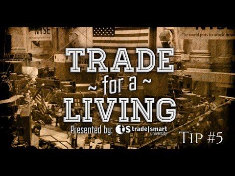 Trader Tip #5: Trading vs. Investing