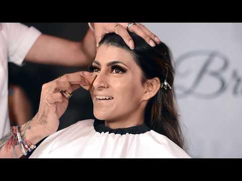 Complete Bridal Makeup Lesson - On model, Traditional brides, Western Brides, Muslim Brides