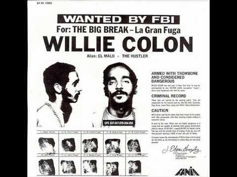 PANAMEÑA WILLIE COLON  HECTOR LAVOE