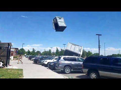 Flying Porta Potties