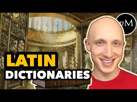 Best Latin Dictionaries • Where Can I Find Neologisms?