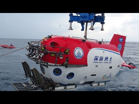 China made great progress in deep-sea exploration in 2018