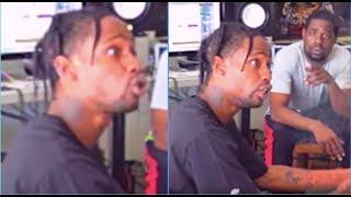 Sicko Mode Travis Scott Reacts To Kylie Jenner Smashing Drake