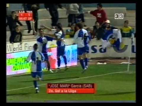 Sabadell -Terrassa  2008 gol min 90