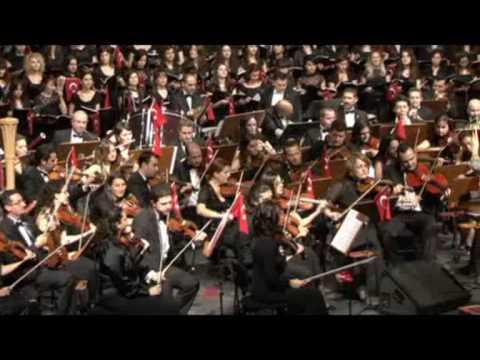İzmir Marşı (Kurtuluş Film Müzikleri - Muammer Sun)