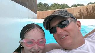 SCHLITTERBAHN TRIP - PART 4 - TORRENT & RAGING RIVERS
