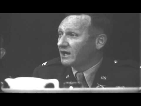 WW2 Malmedy War Crimes Trials, Dachau, Germany, 5/16/1946 (full)