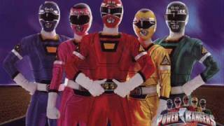 Power Rangers Turbo (Opening Theme Song)