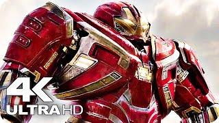 Avengers 3: Infinity War All Trailer (2018)