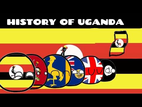 COUNTRYBALLS | ИСТОРИЯ УГАНДЫ|HISTORY OF UGANDA