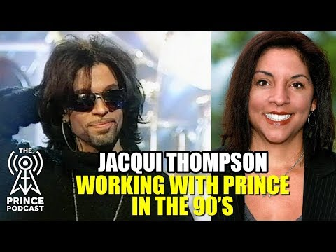 Mayte was my Boss. Working with Prince in the 90's