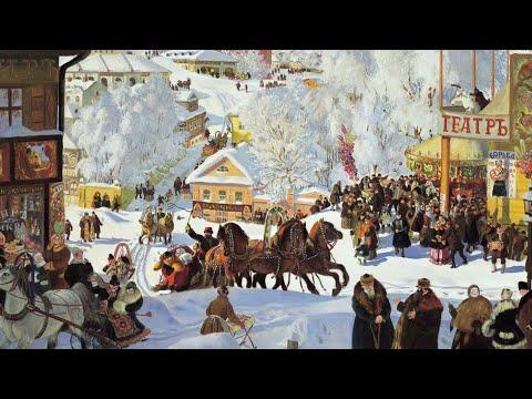 П.И.Чайковский. Февраль \