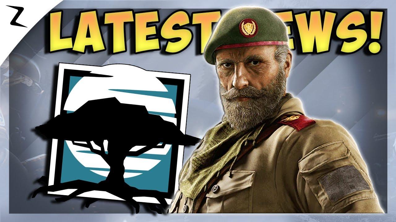 Latest News: Major Melusi Nerf! - Rainbow Six Siege