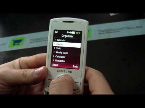 Samsung S5200 Review HD ( in Romana ) - www.TelefonulTau.eu -