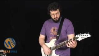 Ibanez RG350DX Demonstration . . . Now With More Dive Bombs!