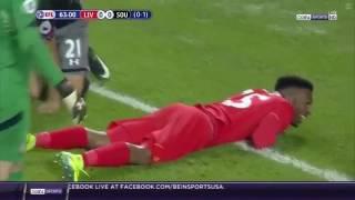 Liverpool Vs Southampton 0-1 All Goals Highlights - EFL Cup 25 1 2017 HD | Michelle Simon