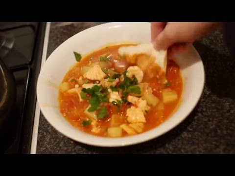 How To Make Sicilian Fish Stew