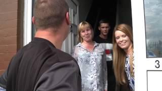 Duncan Ferguson's Surprise Visit!