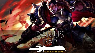 Rap Do Darius (Mestre da Enterrada)   FullbusterGameZ