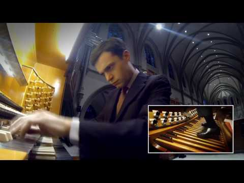 Sonata in C Minor (The 94th Psalm) by Julius Reubke – Nathan Laube, organ