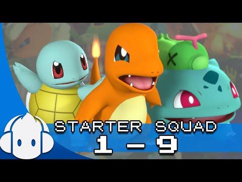 Starter Squad - Episodes 1-9