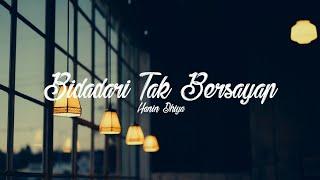 Gambar cover Bidadari Tak Bersayap -Cover Hanin Dhiya [Lyrics]