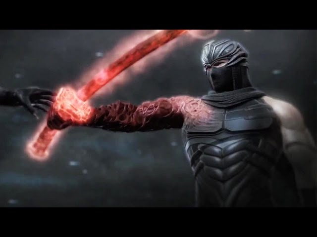 Ninja Gaiden 3 Razor S Edge Launch Trailer Youtube