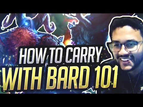 HOW TO CARRY WITH BARD 101 | APHROMOO