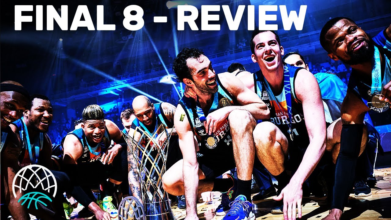 Final 8 Review - Magazine Show | Basketball Champions League 2020/21