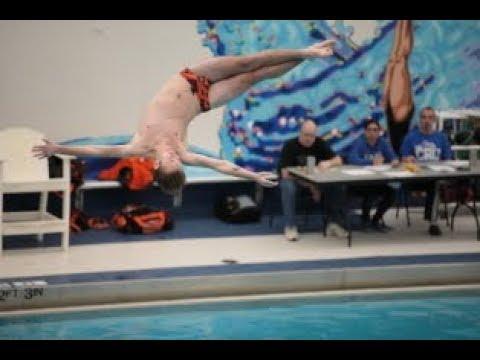 Libertyville High School Boys Diving 2019