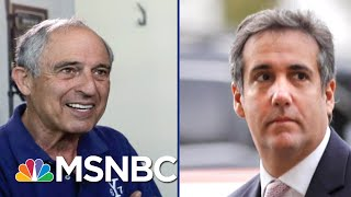 Trump's Former Lawyer: No Question Michael Cohen Will Cooperate | The Beat With Ari Melber | MSNBC