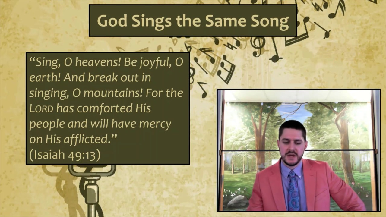 God Sings the Same Song