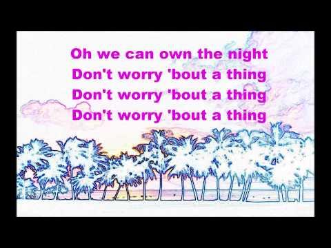 Madcon - Don't Worry ft. Ray Dalton - Lyrics