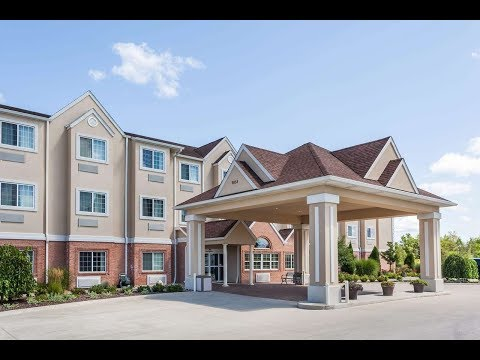 Microtel Inn & Suites By Wyndham Michigan City - Michigan City Hotels, Indiana