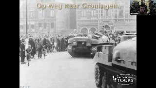 Lezing - De Bevrijding Van Groningen Door Joël Stoppels