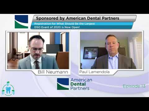 Paul Lamendola of American Dental Partners Joins The Group Dentistry Now Show