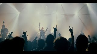 SAMAEL  Rite Of Renewal Official Live Video  Napalm Records