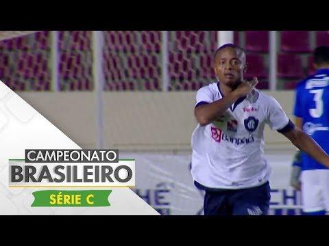 Melhores Momentos - Confiança 0x1 Remo - Série C (05/06/17)