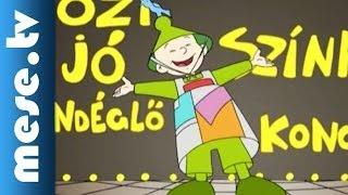 Gryllus Vilmos: Maszkabál - Hirdetőoszlop (gyerekdal, mese, rajzfilm gyerekeknek) | MESE TV