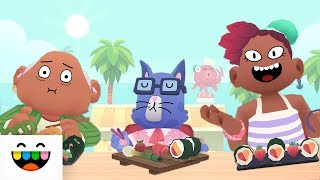 A NEW RESTAURANT IS COMING TO TOWN   New App   Toca Kitchen Sushi