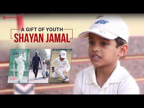 Interview: Indian Cricket Rising Star Kid Shayan Jamal