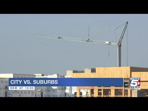 City Growth Stalled In Favor Of Suburbs, Except In KC