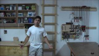 Woodworking Shop Layout And Tour
